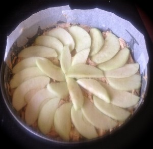 Swedish Apple Cake recipe