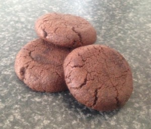Chilli Chocolate Cookie recipe