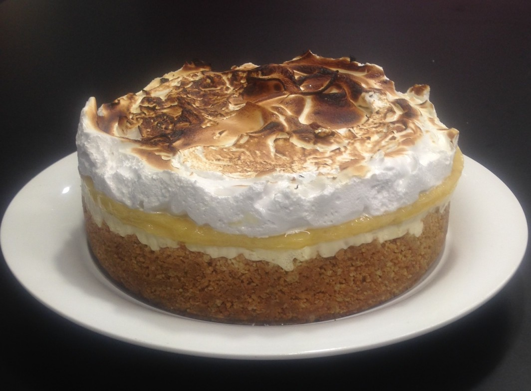 Lemon Meringue Cheesecake Archives - Sweet Tooth Experiments