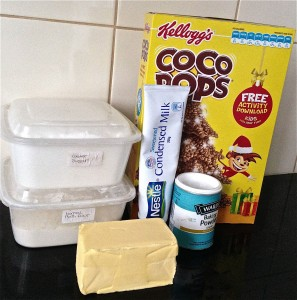 Cocopop Biscuits recipe