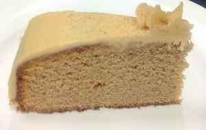 Chai Latte Cake recipe