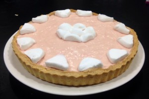 Marshmallow Pie recipe