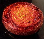 Mandarin and Polenta Syrup Cake recipe