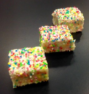 Fairy Cake Fudge recipe
