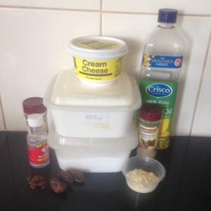 Date Spiced Syrup Doughnuts recipe