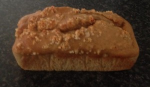 Banana and Peanut Loaf recipe