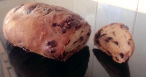 Spiced Ginger and Chocolate Bread recipe