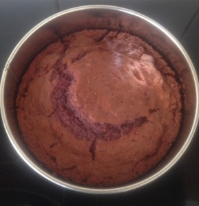 Beetroot Raspberry and Balsamic Cake recipe
