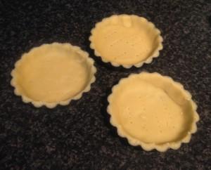 Lemon Avocado Meringue Pies recipe