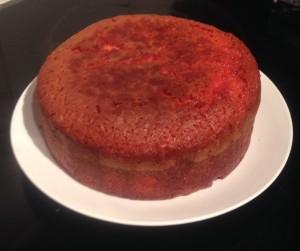 Musk Candy Cake recipe