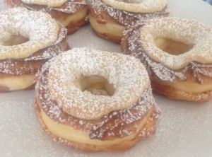Almond Paris Brest recipe