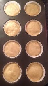 Jam Doughnut Cupcakes recipe