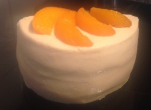 Cordial Cake recipe