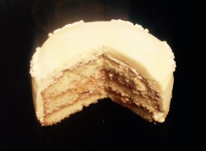 Cheats Dulce Leche Cake recipe