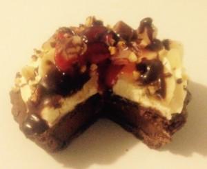 Chocolate Banana Split Pie recipe