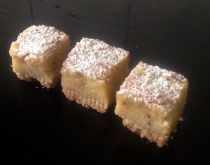 Tropical Summer Fudge Slice recipe