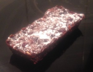 Panforte recipe