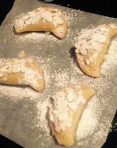 Summer Ricotta Turnover recipe