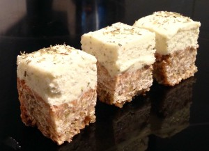 Rosemary Orange and Oat Slice recipe