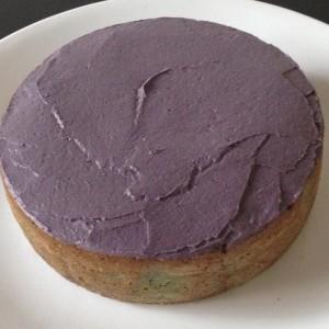 Blue Heaven, Bubblegum Grape and Creamy Soda Jelly Cake recipe