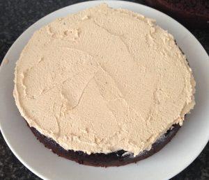 Carrot Chai Chocolate Mix Cake