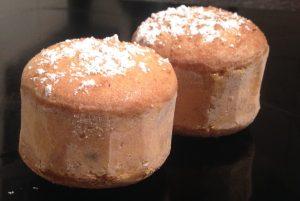Carrot Cake Ice-Cream Biscuits Sandwich recipe