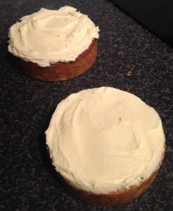 Zucchini Polenta Orange and Poppy Seed Cake recipe