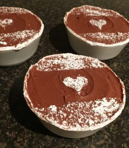 Low Fat Spiced Chocolate Ricotta Mousse recipe