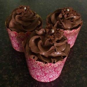 Tamarin Chocolate Cupcake recipe