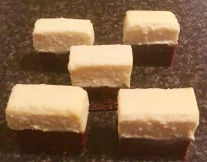 Milo Mud Panna Cotta Slice recipe
