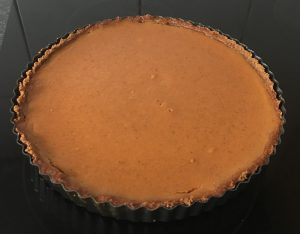 Sweet Potato Spiced Pie recipe