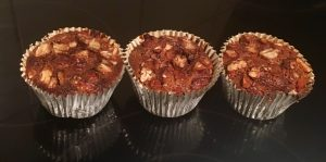 Golden Syrup Pecan and Caramel Mini Cheese Cakes recipe