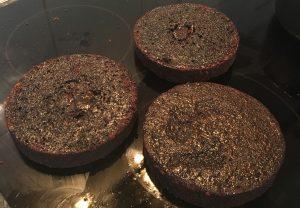 Rum Raisin and Chocolate Delight Cake recipe