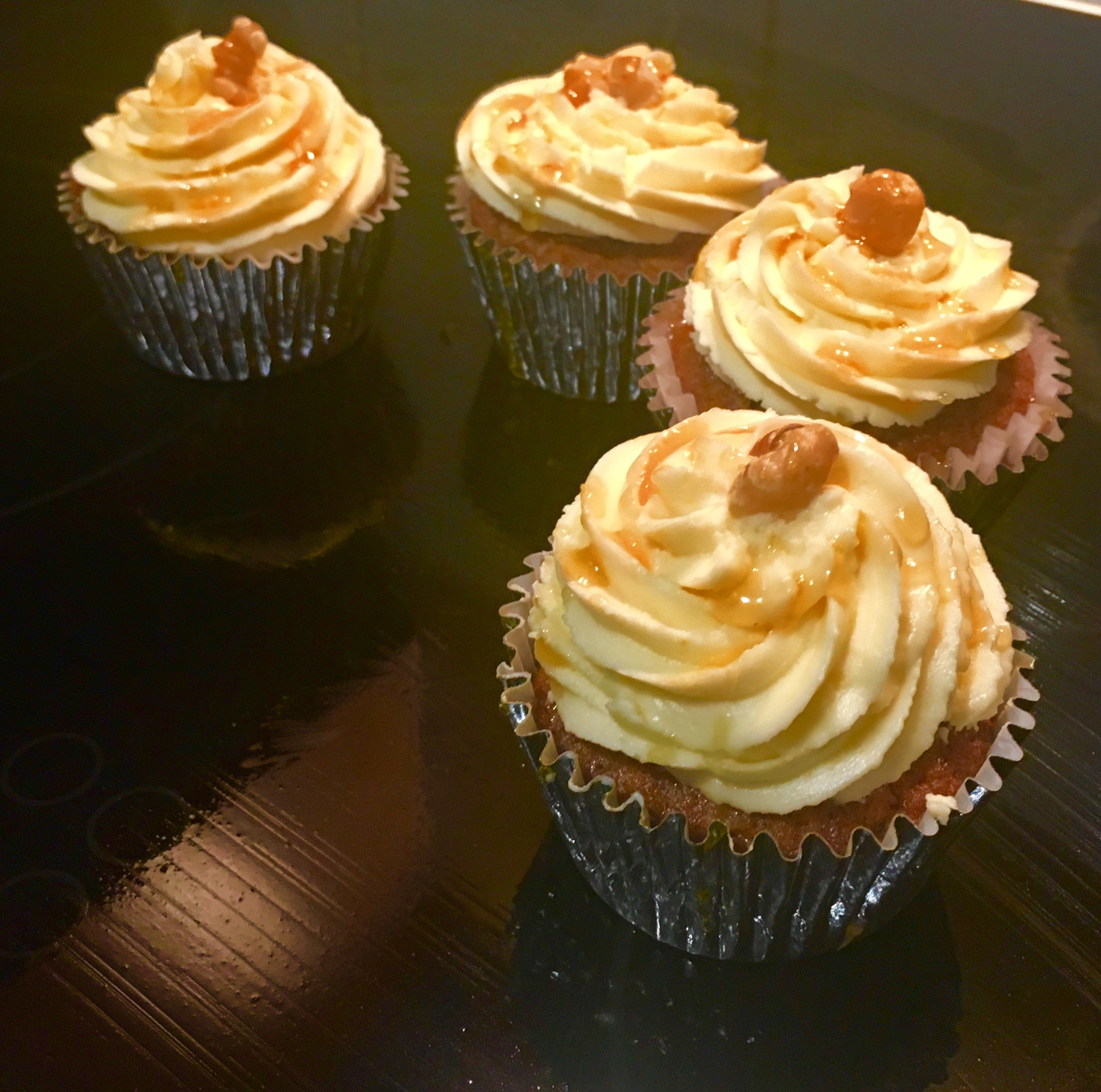 Spiced Parsnip Date and Orange Cupcakes recipe - Sweet ...