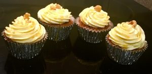 Spiced Parsnip Date and Orange Cupcakes recipe