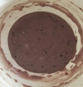 Port Black & Blue Berry Pudding recipe