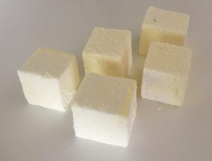Moscato and Lemon Marshmallows recipe