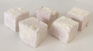 Blueberry Lavender and Lemon Marshmallows recipe
