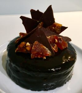 Easy Chocolate Mirror Glaze recipe