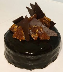 Easy Chocolate Mirror Glaze recipe